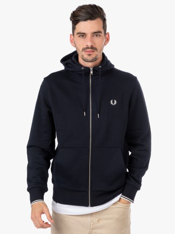 Fred Perry Through Zip