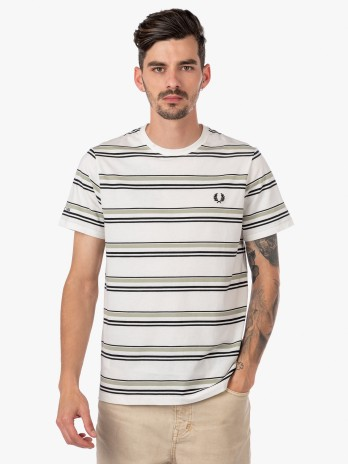 Fred Perry Striped
