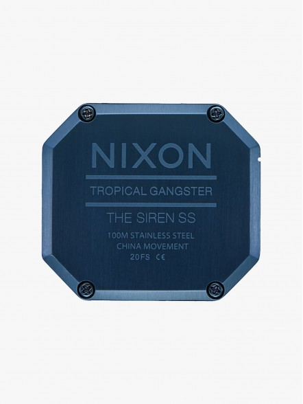 Nixon Siren Stainless Steel 36mm | Fuxia