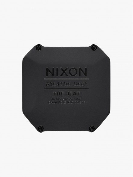 Nixon Heat | Fuxia