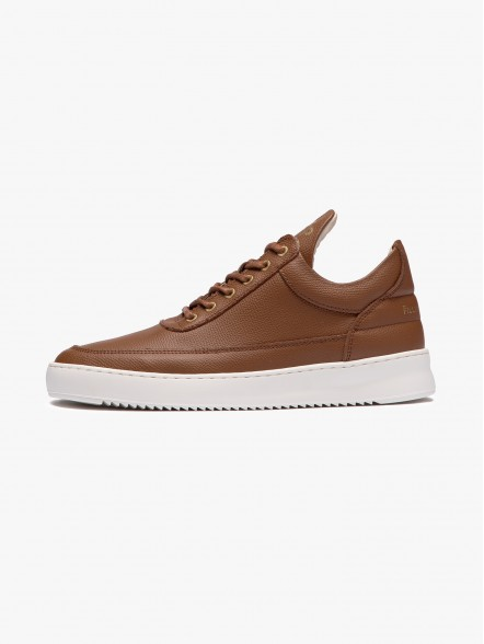 Filling Pieces Low Top   Fuxia