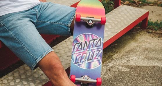 Sabes que a Fuxia vende skates?