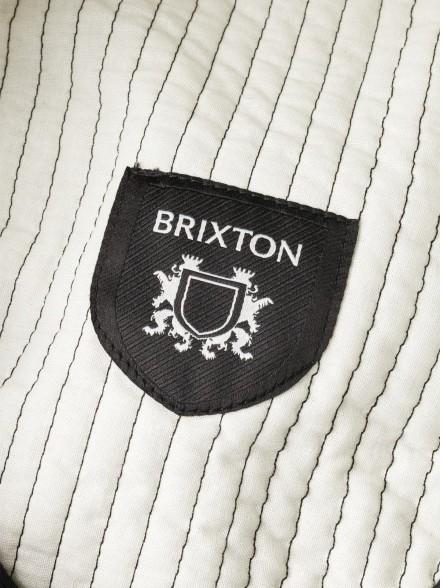 Brixton Brood Snap   Fuxia