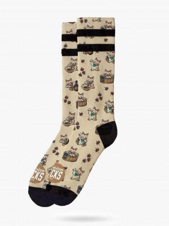 American Socks Maneki-Neko
