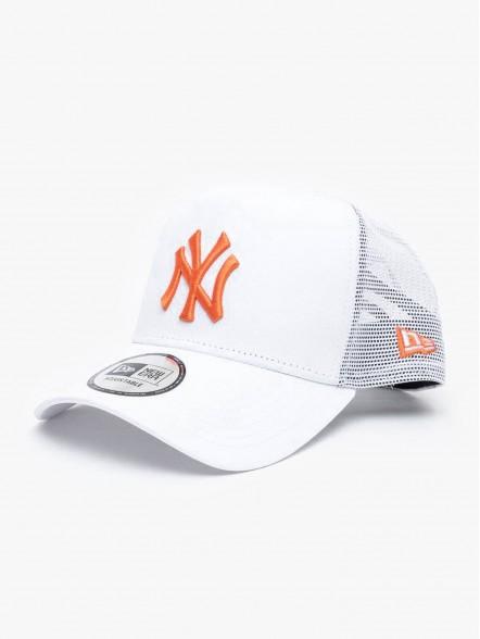 New Era New York Yankees | Fuxia