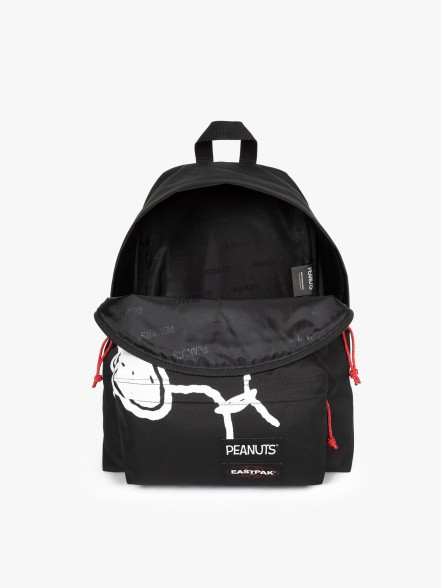 Eastpak Padded Pak'r Peanuts Placed Snoopy | Fuxia