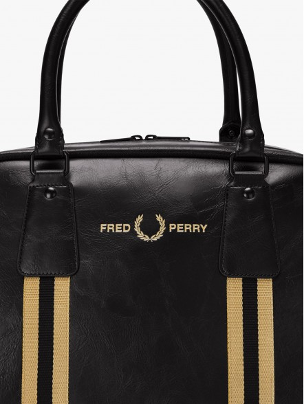 Fred Perry Refined Webbing   Fuxia