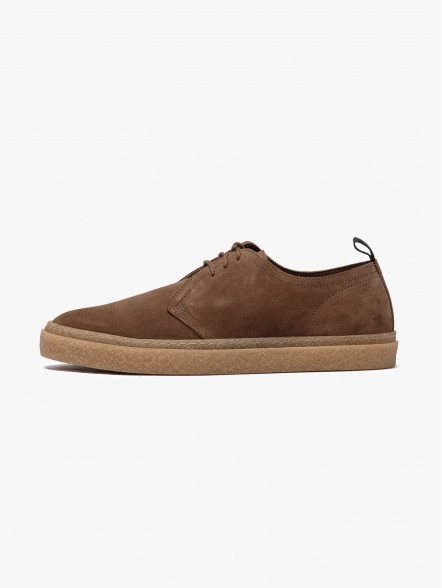 Fred Perry Linden Suede | Fuxia