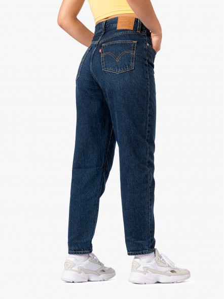 Levis High Loose Taper W   Fuxia