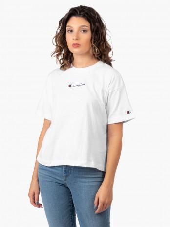 Champion T-shirt Crewneck W