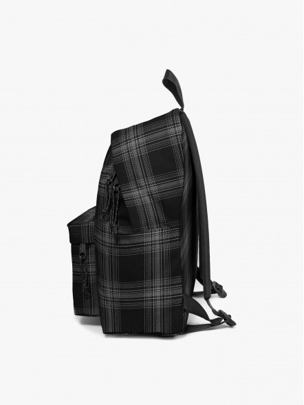 Eastpak Padded Pak'r Checked | Fuxia