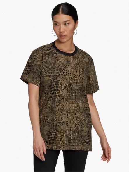 adidas T-Shirt Originals W   Fuxia